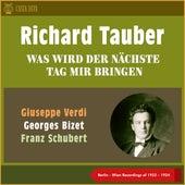 Was Wird Der Nächste Tag Mir Bringen (Berlin - Wien Recordings of 1922 - 1924) by Richard Tauber