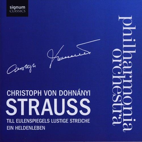 Strauss Till Eulenspiegel And Ein Heldenleben by Philharmonia Orchestra