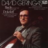 Haydn & Prokofiev: Cello Concertos / Cellokonzerte by David Geringas