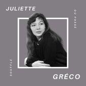 Juliette Gréco - Souffle du Passé de Juliette Greco