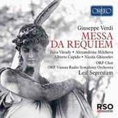 Verdi: Messa da requiem de Vienna Radio Symphony Orchestra