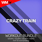 Crazy Train (Workout Bundle / Even 32 Count Phrasing) by Workout Music Tv