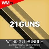 21 Guns (Workout Bundle / Even 32 Count Phrasing) de Workout Music Tv