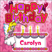Happy Birthday Carolyn von The Birthday Bunch