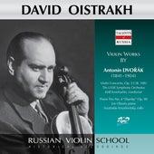 Dvořák: Violin Concerto in A Minor, Op. 53, B. 108 & Piano Trio No. 4 in E Minor, Op. 90, B. 166