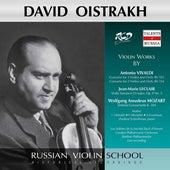 David Oistrakh Plays Violin Works by Vivaldi: Concertos Rv 551, 514 / Leclair: Violin Sonata, Op. 9 No. 3 / Mozart: Sinfonia Concertante, K.364 by David Oistrakh