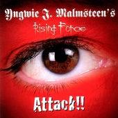 Attack!! by Yngwie Malmsteen
