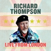 Live From London by Richard Thompson