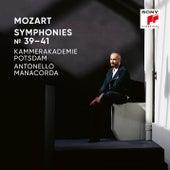Symphony No. 40 in G Minor, K. 550/I. Molto allegro de Kammerakademie Potsdam