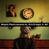Mozart: Piano Concerto No. 16 in D Major, K. 451 von Brain Power Amadeus