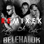 Belehalok remixek by Majka