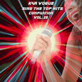 Sing The Top Hits, Vol. 25 (Special Instrumental Versions) by Kar Vogue