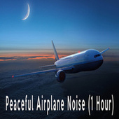 Peaceful Airplane Noise (1 Hour) by Color Noise Therapy