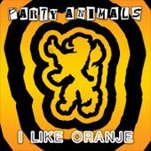 I Like Oranje van Party Animals