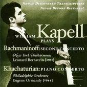 Rachmaninov & Khachaturian: Piano Concertos (1944, 1951) by William Kapell