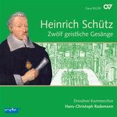 Heinrich Schütz: Zwölf geistliche Gesänge de Dresden Chamber Choir
