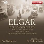 Elgar: Cello Concerto by Various Artists
