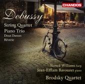 Debussy: String Quartet - Piano Trio - 2 Danses - Rêverie von Various Artists