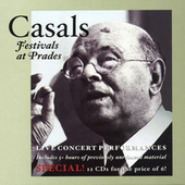 Casals: Festivals at Prades (1953-1959) by Various Artists