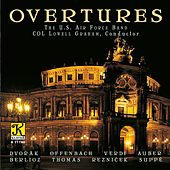 Overtures von The United States Air Force Band