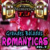 Grandes Baladas Romanticas Vol.4 fra Various Artists