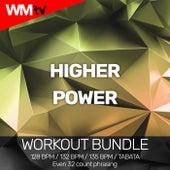 Higher Power (Workout Bundle / Even 32 Count Phrasing) de Workout Music Tv