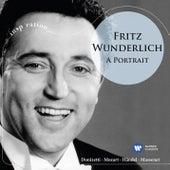 Fritz Wunderlich - A Portrait de Fritz Wunderlich