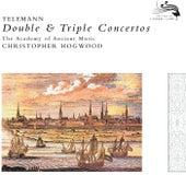 Telemann: Double & Triple Concertos de Academy Of Ancient Music (1)