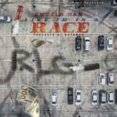 LIKE IM IN A RACE von Gwolla Man