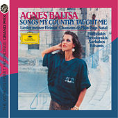 Songs my country taught me von Agnes Baltsa