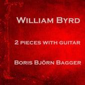William Byrd: 2 Pieces With Guitar de Boris Björn Bagger