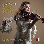 J.S. Bach: 6 Sonatas & Partitas for Solo Violin, BWVV 1001-1006 by Anca Vasile Caraman