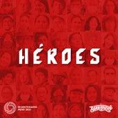 Héroes de Diego Dibos