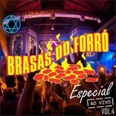 Especial, Vol. 4 (Ao Vivo) von Brasas do Forró