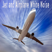Jet and Airplane White Noise by Color Noise Therapy