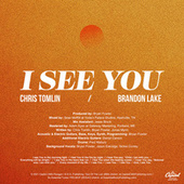 I See You by Chris Tomlin