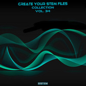 Create Your Stem Files Collection, Vol. 34 (Instrumental Versions And Tracks With Separate Sounds) di Express Groove