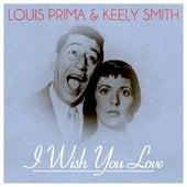 I Wish You Love von Louis Prima