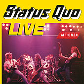 Live At The N.E.C by Status Quo
