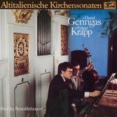Gabrielli, Banner, Picinetti, Scarlatti: Altitalienische Kirchensonaten / Italian Church Sonatas by David Geringas