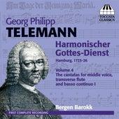 Telemann: Harmonischer Gottes-Dienst, Vol. 4 de Bergen Barokk