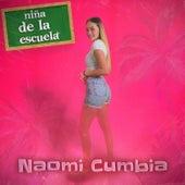 Niña de la Escuela de Naomi Cumbia