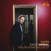 Ysaÿe: Six Sonatas for solo violin, Op. 27 by David Grimal