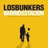 Barrio Estación Live (EP) de Los Bunkers