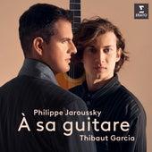 À sa guitare - Ramírez: Alfonsina y el mar (Transcr. Garcia) de Philippe Jaroussky