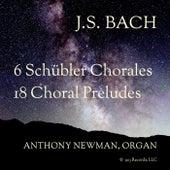 J.S. Bach: 6 Schübler Chorales & 18 Choral Preludes by Anthony Newman