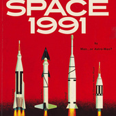 Space 1991 by Man or Astro-Man?