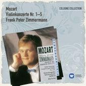 Violinkonzerte Nr.1-5 - Adagio - Rondos von Frank Peter Zimmermann
