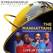 The Manhattans (feat. Gerald Alston & Blue Lovett) Live In Concert de Manhattans