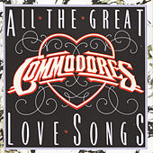 All The Great Love Songs by The Commodores